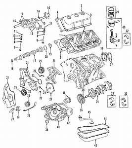 Engine For 2001 Chrysler 300m