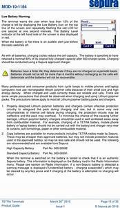 Sepura Srg3900uw Tetra Mobile  Gateway Terminal User Manual