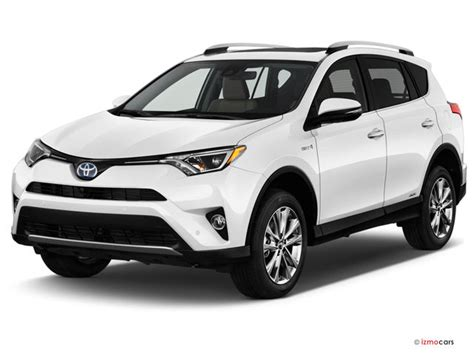 2016 Toyota Rav4 Hybrid Prices, Reviews & Listings For