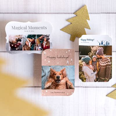 personalised photo cards  photo greeting cards