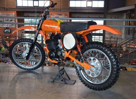 1978 Harley-davidson 250 Enduro