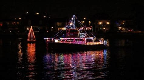 trail mixed memories boat parades and new years eve w