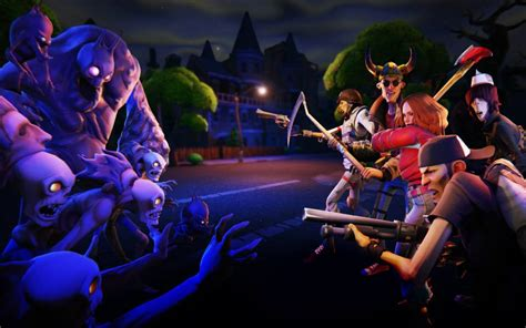 Fortnite is Epic Games' First Unreal Engine 4 Game - Giant ...