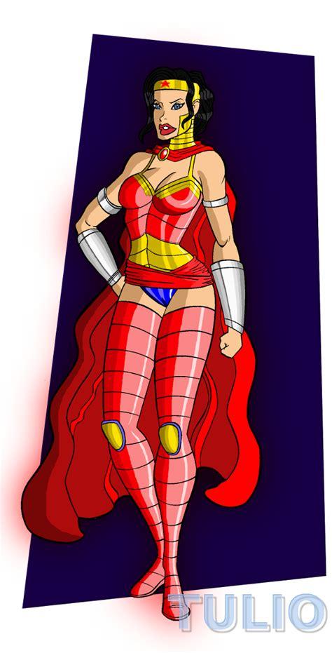 Wonder Woman Xxvi By Tulio19mx On Deviantart