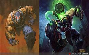 Chillout :: Augmented Singed = Bane