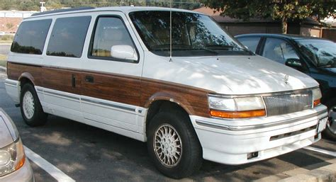 1995 CHRYSLER TOWN AND COUNTRY - Image #5