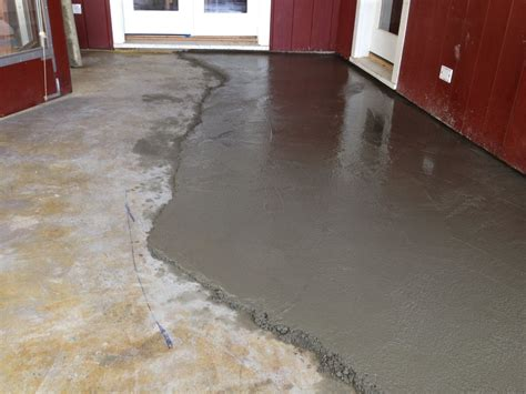 Concrete Floor Leveler Products by Level A Floor Cabin Diy