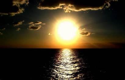 Rising Sun Sea Wallpapers 2500 1600 Rise