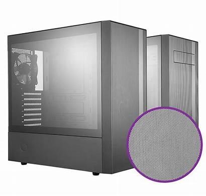 Nr600 Cooler Masterbox Master Odd Case Minimalistic