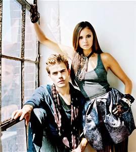 Paul and Nina - Nylon Photoshoot | Vampire Diaries | Flickr