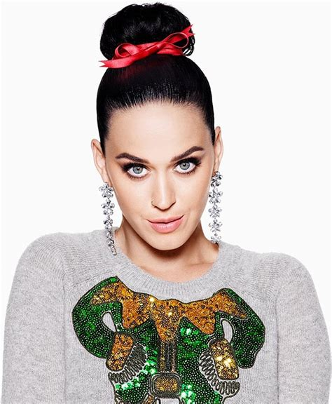 Katy Perry - Face of H&M Holiday 2015 Campaign • CelebMafia