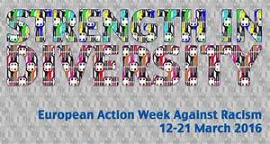 12-21 March – European Action Week Against Racism