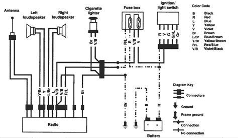 Bmw K1100r Wiring Diagram by 1957 Thunderbird Radio Wiring Circuit And Wiring Diagram