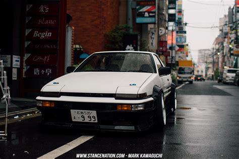 Old School Perfection // Takanobu's Toyota Sprinter Trueno