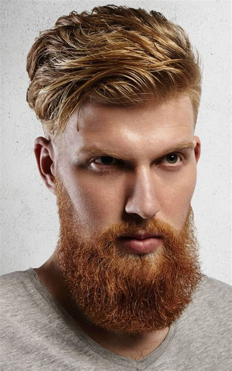 eye catching red hair mens hairstyles ginger hairstyles
