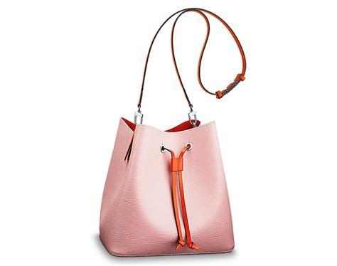 louis vuitton neonoe bag     colors  epi leather purseblog