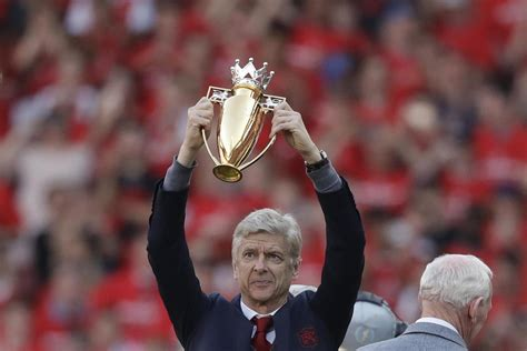 arsene wenger doesnt