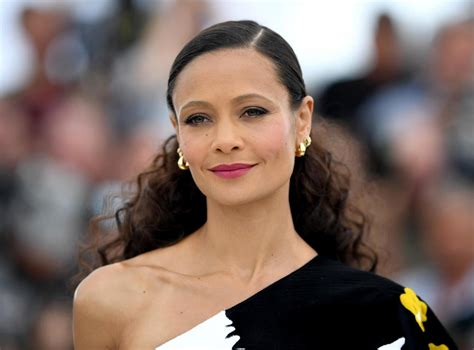 Thandie newton, who plays val in 'solo: Thandie Newton says she became 'super-vulnerable to ...