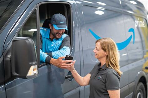delivery amazon employees quit driver van service employee partner branded paying start op businesses source