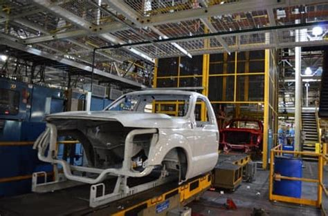 Ford Kentucky Truck Plant by Ford Kentucky Truck Plant Factory Tour Truck Cer Magazine