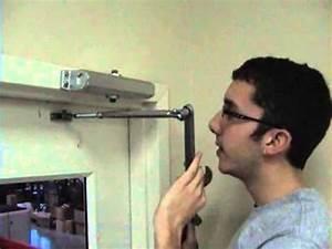 How To Install A Door Closer