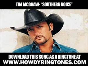 "Tim McGraw- ""Southern Voice"" [ New Video + Lyrics ..."