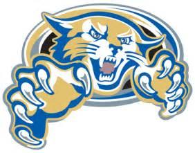 Wildcat Mascot Vector Art
