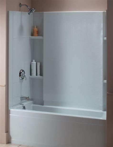 soaking tub  shower enclosure sterling tubshower