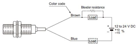 wiring diagram proximity switch cylindrical inductive proximity sensor gx u gx fu gx n i o circuit and wiring diagrams