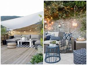 Stunning decoration terrasse pictures antoniogarciainfo for Deco terasse