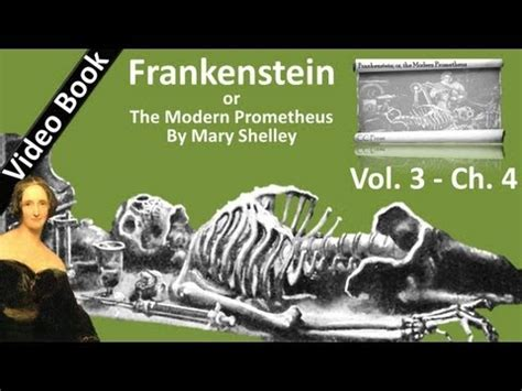 22 frankenstein or the modern prometheus by shelley volume 3 chapter 4