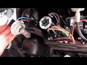 Feux De Croisement C3 : comment remplacer les feux de route ampoule h7 sur bmw e90 youtube ~ Medecine-chirurgie-esthetiques.com Avis de Voitures