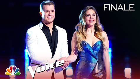 We could listen to nick jonas sing all day long. The Voice 2019 Season 16 Winning Moment Who Won the Finale 21 May 2019