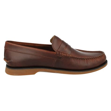 Mens Clarks Casual Loafers - Quay Point | eBay