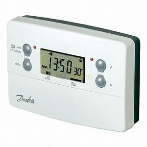 Danfoss Randall Tp9000 Si 7 Day Programmable Room Thermostat