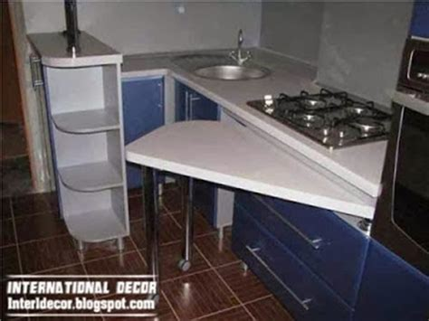 Space Saving Solutions For Small Kitchens Interior Design