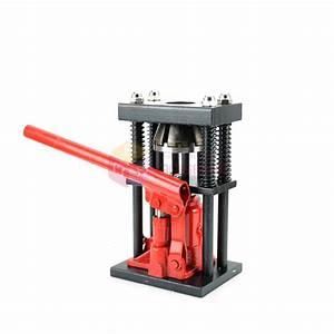 Manual Benchtop Hydraulic Hose Crimper Hydraulic Bottle