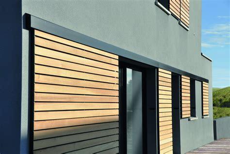 volet bois coulissant id 233 es de d 233 coration et de mobilier pour la conception de la maison