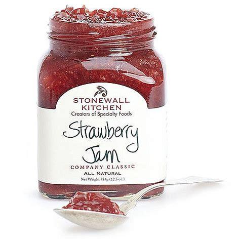 Stonewall Kitchen Jam Recipe by Stonewall Kitchen Strawberry Jam In The Kitchen