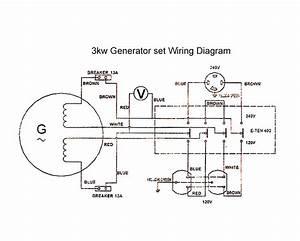 Home Standby Generator Wiring Diagram