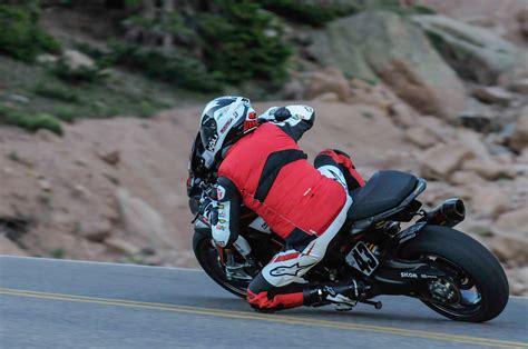 ducati multistrada   pikes peak racing bike xxx