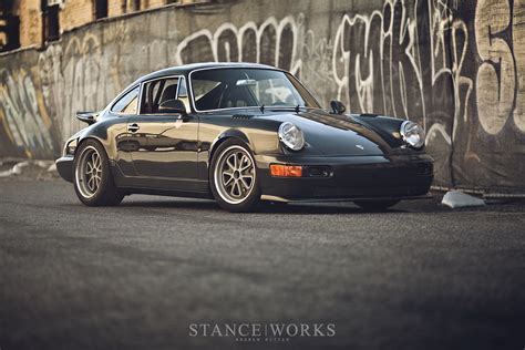 Wheels Magnus Walker by Stance Works Magnus Walker S Porsche 964