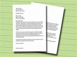how to write a complaint letter to an attorney 9 steps With step letter