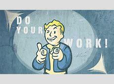 Fallout 4 Vault Boy Backgrounds ~ Desktop Wallpaper Box