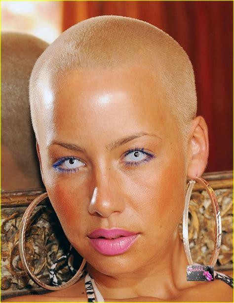 amber rose haircut  hairstyles