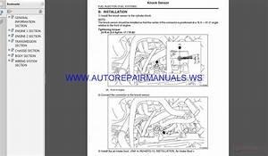 Subaru Forester S12 2011 Service Manual