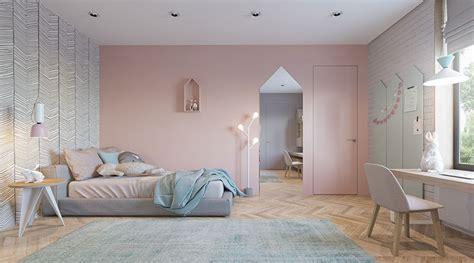 chambre poudré mur chambre poudré
