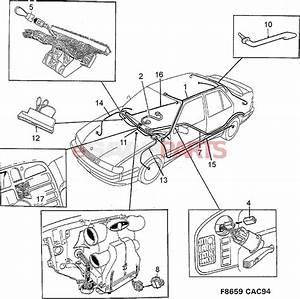 Saab 9000 Cd Wiring Diagram