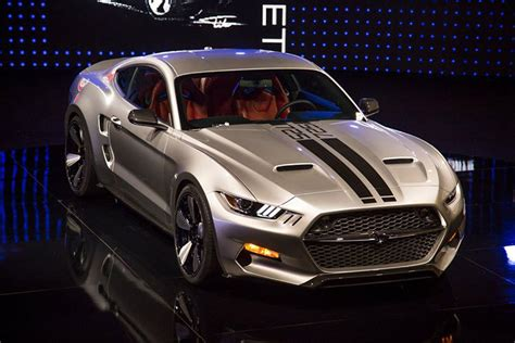 Galpin And Henrik Fisker Reveal 725-hp Rocket Based On The
