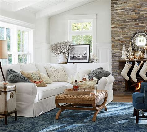 Pottery Barn Living Room Pillows by Elements Of A Cozy Home